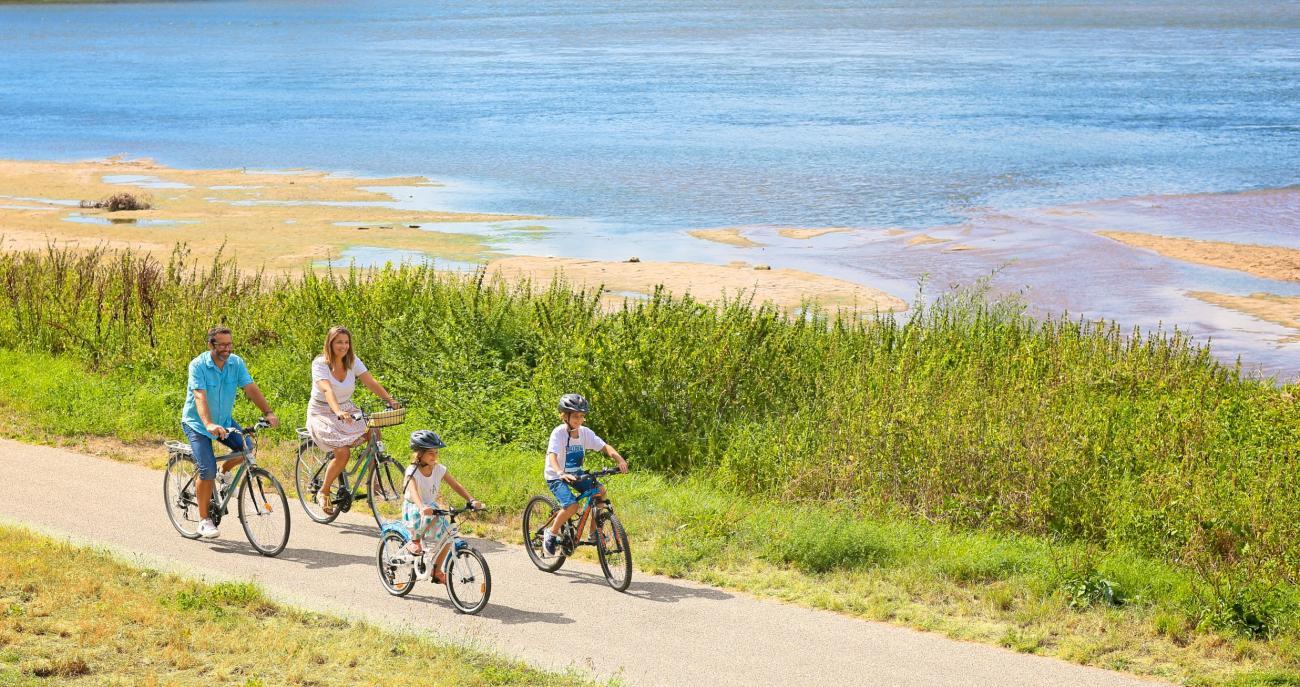 La Loire 224 V 233 Lo Routes Et Itin 233 Raires Cyclistes
