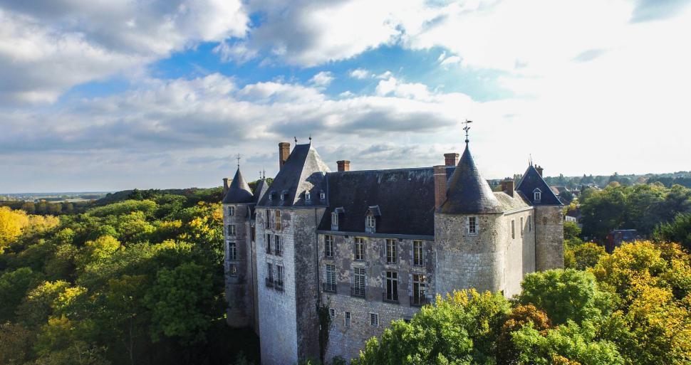 Les ch teaux de la loire tourisme loiret - Office du tourisme chateau de la loire ...