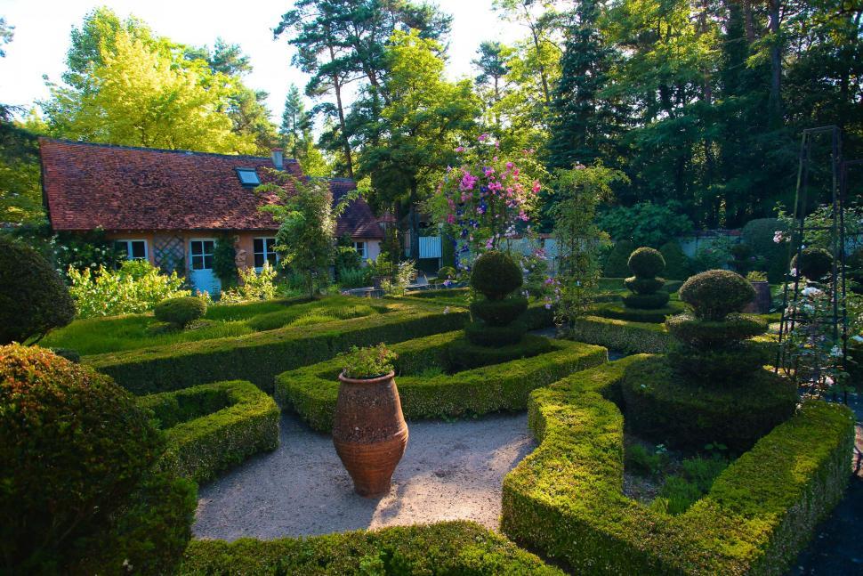 les plus beaux jardins visiter dans le loiret tourisme On visiter les plus beaux jardins anglais