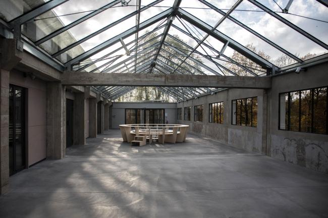 Le centre d'art contemporain Les Tanneries